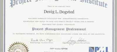 Dez motivos para conquistar uma credencial do PMI