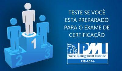 teste exame pmi-acp