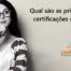Certificações de TI